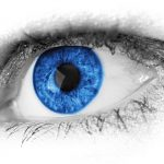 mavi goz
